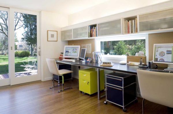 Haz de tu oficina en casa un espacio más confortable #45