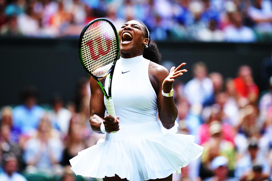 Estilo y vida para el fin de semana - Serena Williams