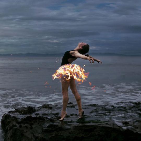 Estilo y vida para el fin de semana - En llamas