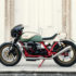 Una Moto Guzzis reconstruida con estilo portugués