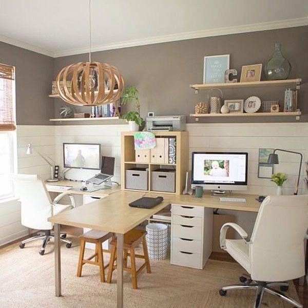 Ideas para tu oficina en casa #43