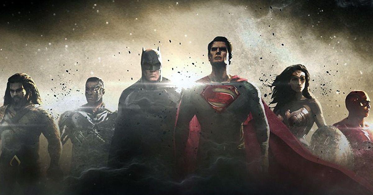Trailer de la Liga de la Justicia