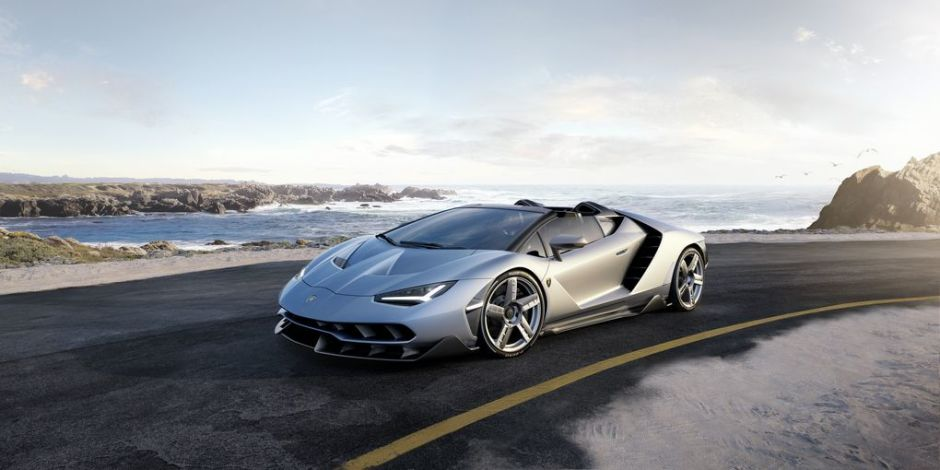 Nuevo Lamborghini de 2.4 millones y 770 caballos de fuerza