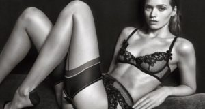 Abbey Lee Kershaw en lencería para Agent Provocateur