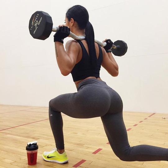 A entrenar y seguir avanzando con las chicas del gimnasio