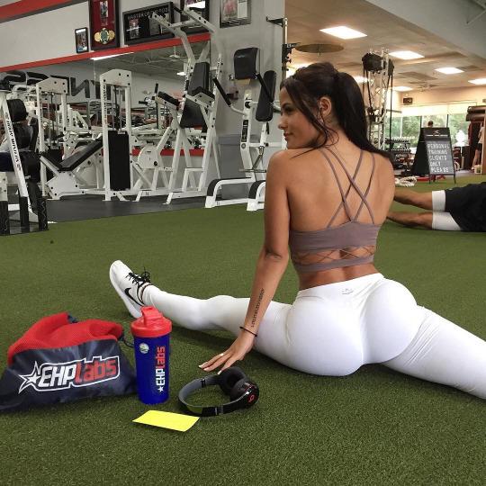 Las mejores fotos del gimnasio son de estas mujeres fit