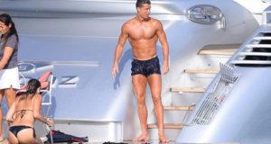 Cristiano Ronaldo y su cuerpo de verano