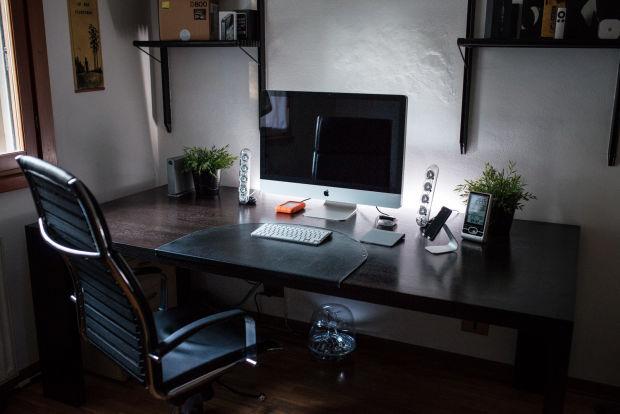 Inspiraci n e ideas para tu oficina en casa 49 el124 for Uno e oficinas