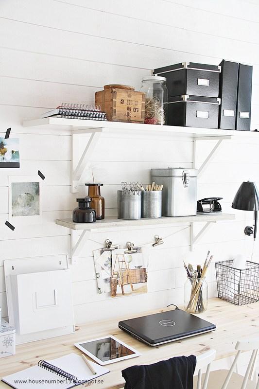 Oficinas en casa minimalistas 51 el124 for Oficina postal mas cercana