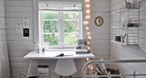 Oficinas en casa minimalistas #51