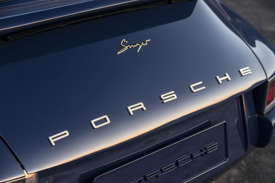 Precioso Porsche 911 Restaurado por Singer Vehicle Design