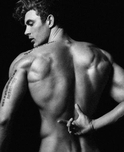 Los hombres fit, marcados y definidos se ven así