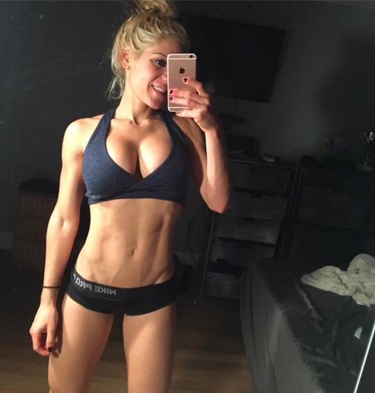 Las 30 chicas del gym de la semana