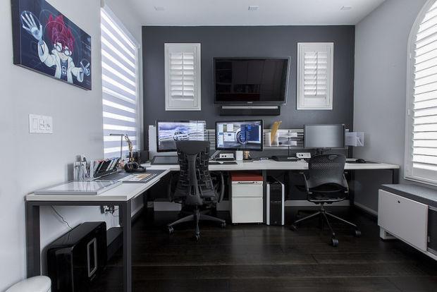 Oficina en casa más diseño más inspiración #55 - El124