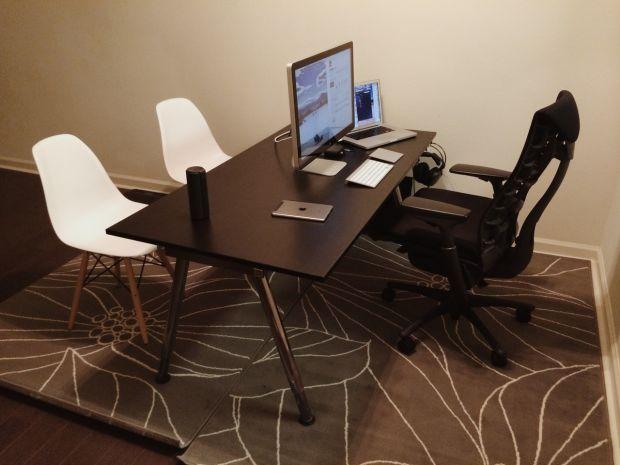 Oficina en casa más diseño más inspiración #55