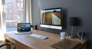Espacio de trabajo en casa, inspiración y diseño #54