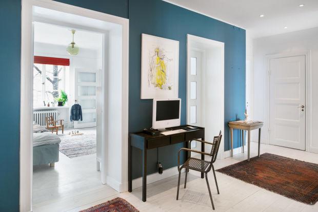Oficina en casa m s dise o m s inspiraci n 55 el124 for Diseno de oficinas en casa