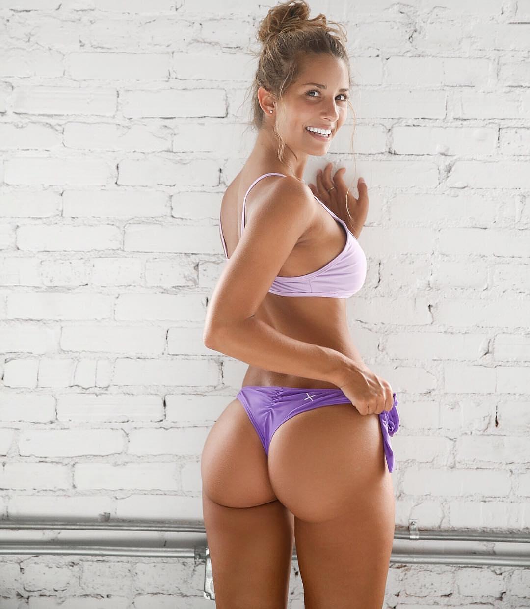 El cuadro de honor de las chicas del gym: Sierra Skye