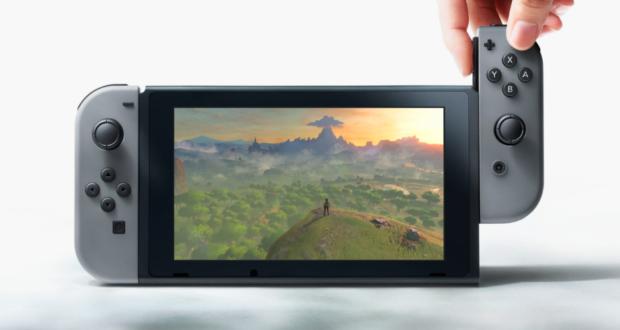Presentando el nuevo Nintendo Switch