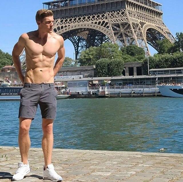 Motívate y logra tus metas fitness con los hombres del gym