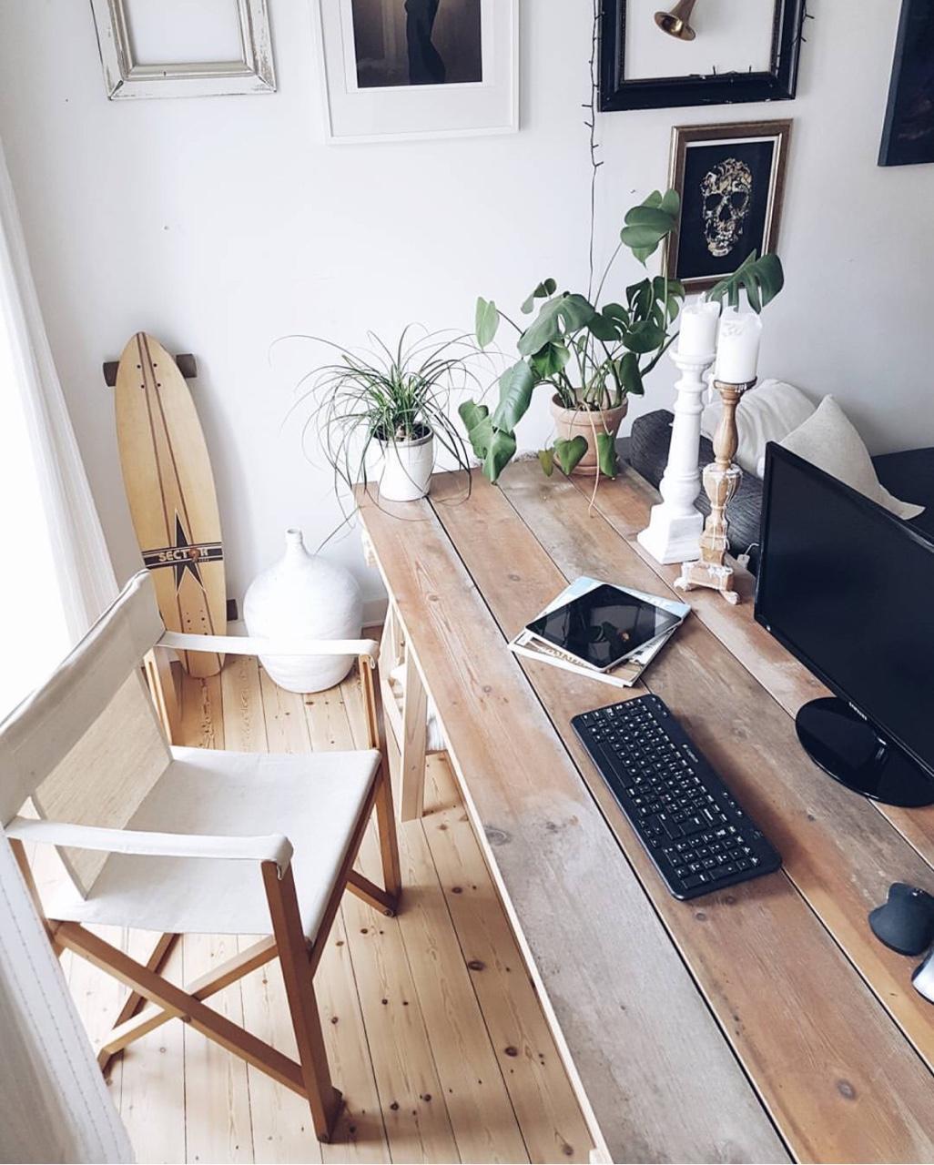 Oficinas en casa para tu inspiraci n 57 el124 - Trabajos de decoracion de interiores ...