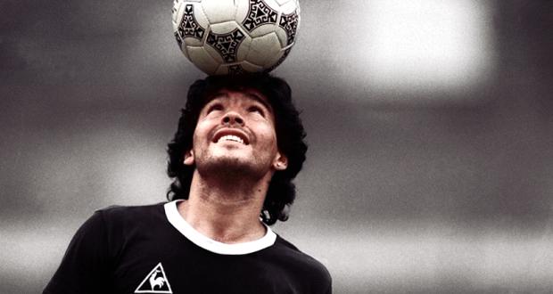 12 Frases de fútbol que inspiran al éxito - Diego Armando Maradona
