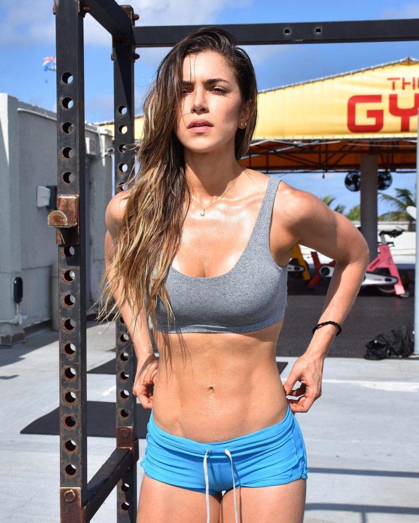 Motívate y llénate de energía con las mujeres más fit - Anllela Sagra