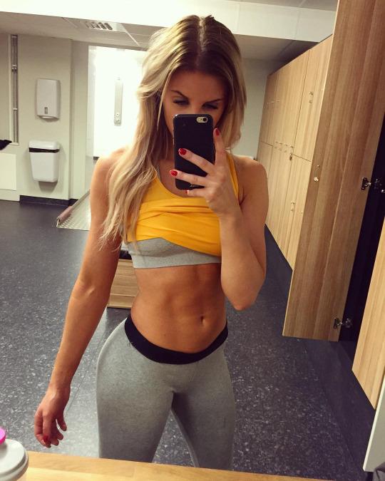 Motívate y llénate de energía con las mujeres más fit - Fitness