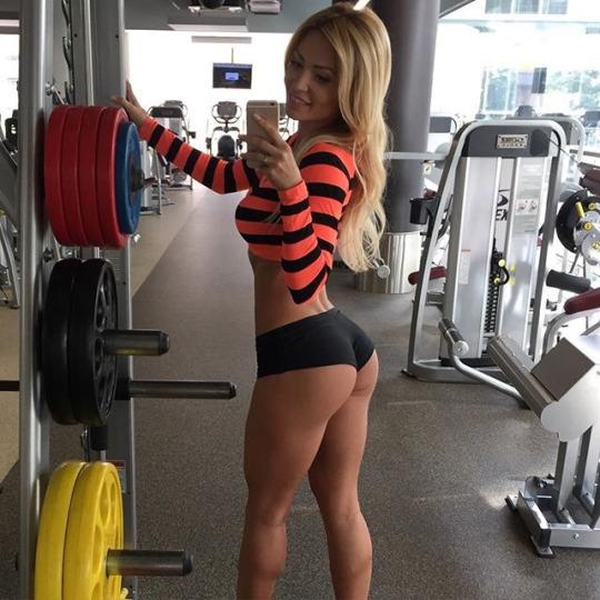 Motívate y llénate de energía con las mujeres más fit - Sexy