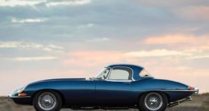 Enamórate de este clásico Jaguar E-Type de 1965