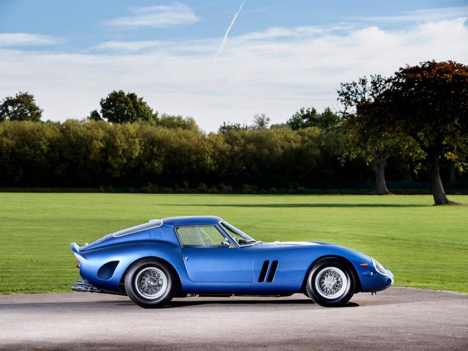 Ferrari 250 GTO de 1962 por convertirse en el carro más caro del mundo