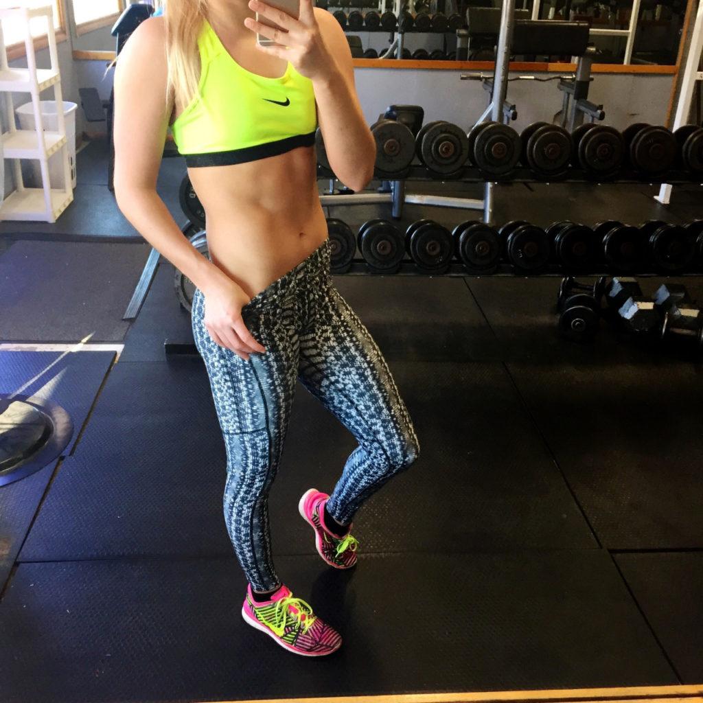 Inspiración y motivación con las mejores fotos de las chicas fitness - Yoga Pants