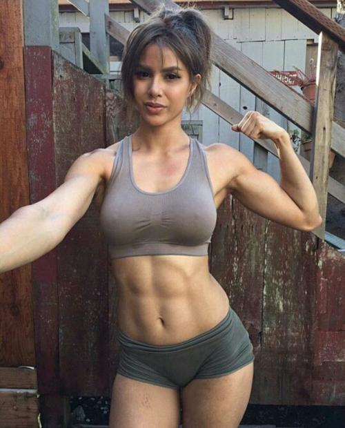 Inspiración y motivación con las mejores fotos de las chicas fitness - Abdomen Perfecto