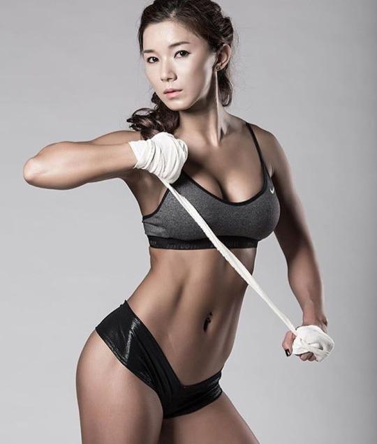 Inspiración y motivación con las mejores fotos de las chicas fitness - Box