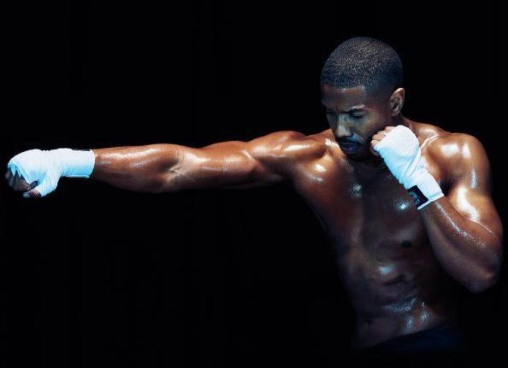 Los hombres fitness se ven así cuando entrenan duro - Creed