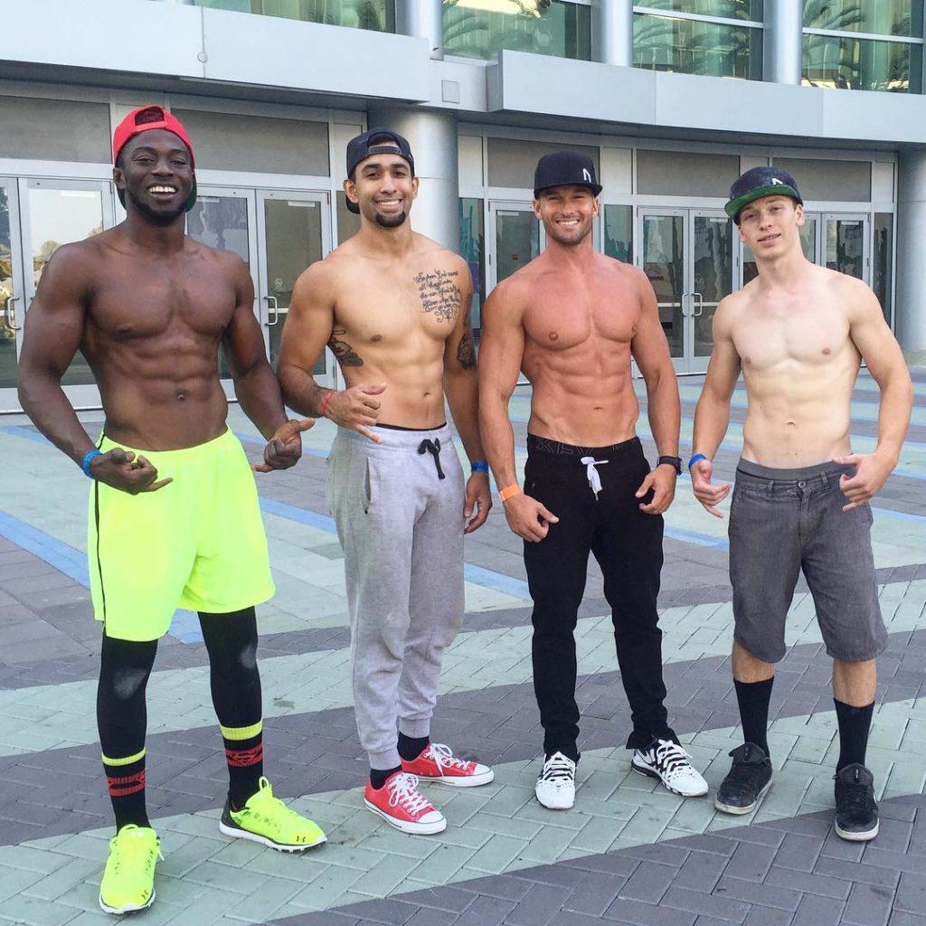 Músculo, músculo puro músculo, inspiración para el gimnasio - Abs marcados