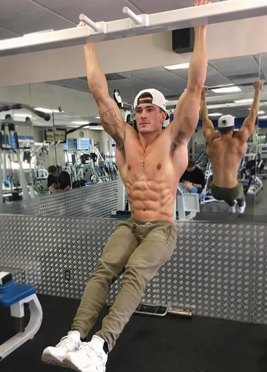 Músculo, músculo puro músculo, inspiración para el gimnasio - ABS
