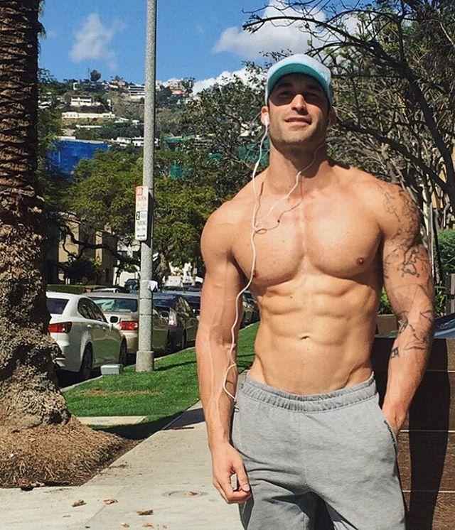 Músculo, músculo puro músculo, inspiración para el gimnasio - Oblicuos