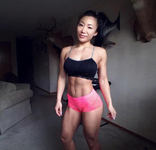 Ellas en verdad van al gym y se nota - Sexy Fitness