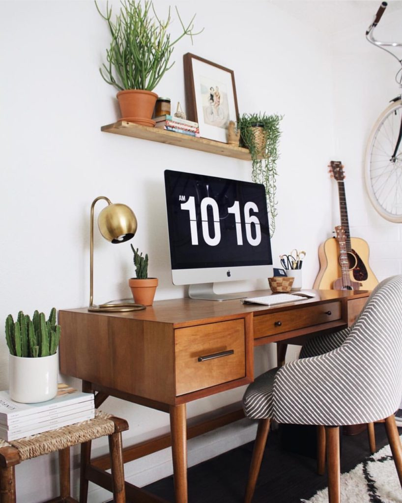 Diseño de Interiores: El centro de toda oficina está en el escritorio #61 - Decoración Oficina