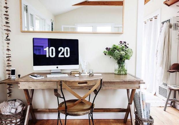 Inspiración en decoración de interiores de oficinas #60 - Mac