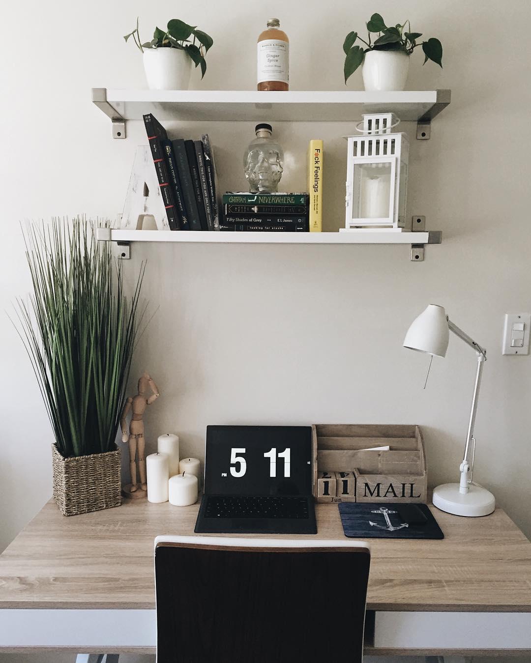 Inspiración en decoración de interiores de oficinas #60 - Menos es más en diseño de interiores
