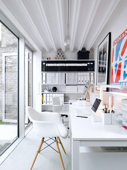 Diseño de Interiores para oficinas en casa #63