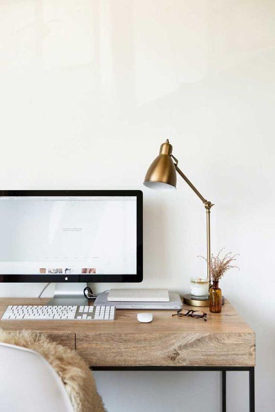 Oficinas con estilo minimalista en decoración y diseño #64
