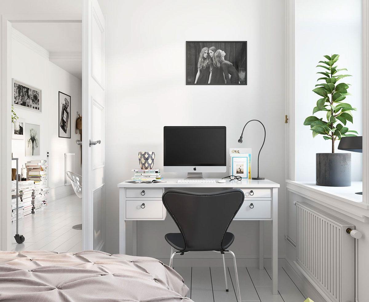 Oficinas con estilo minimalista en decoraci n y dise o 64 for Diseno de interiores para oficinas pequenas