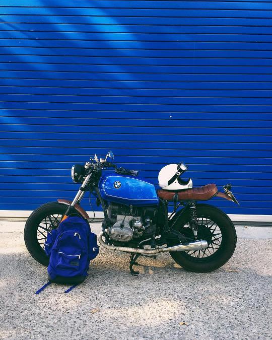 Random post para un sexy viernes - BMW Motociclismo