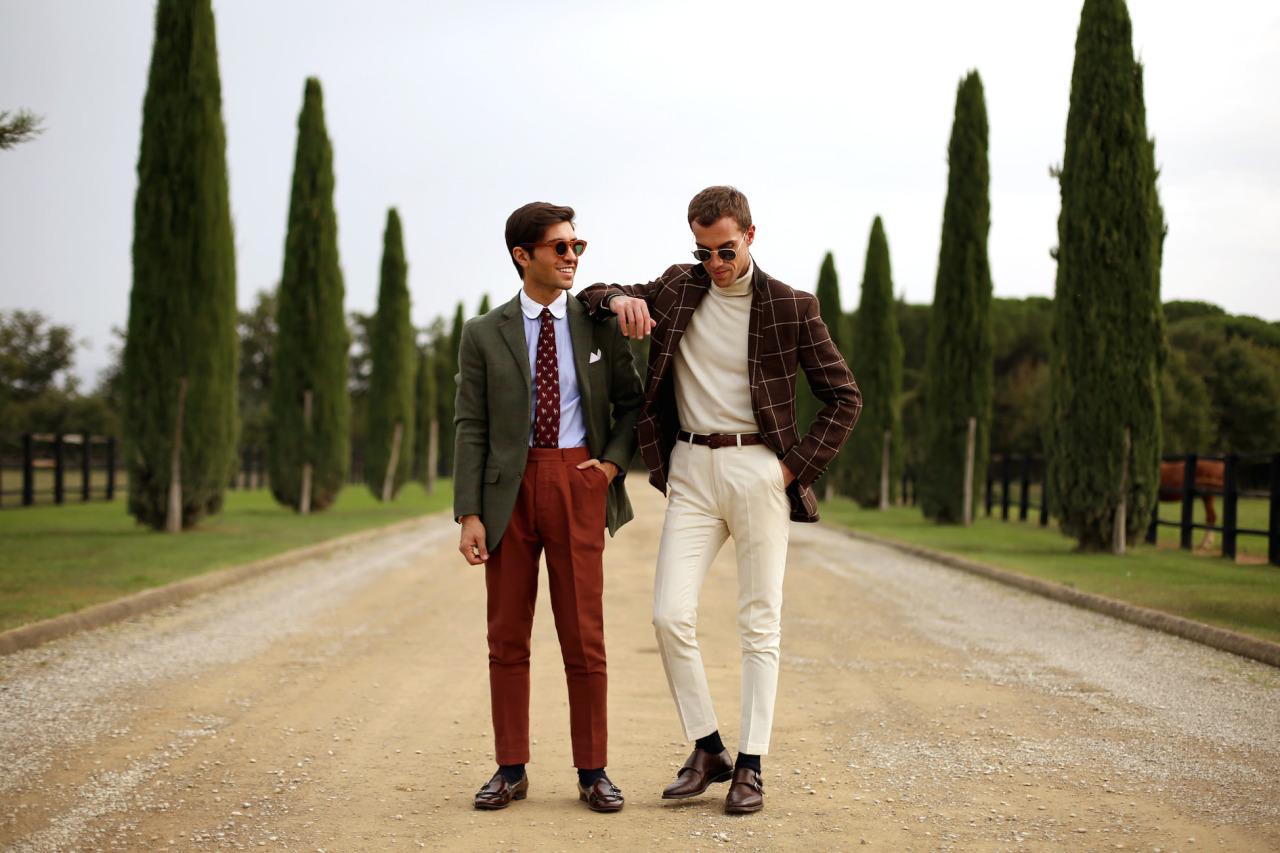 Nuevo e increíble random post para cerrar el viernes - Moda Hombre