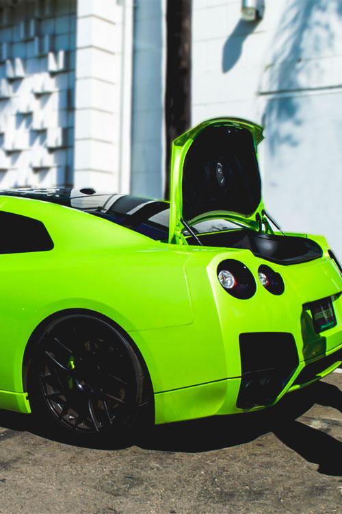 Random post edición de fin de semana largo - GTO Nissan