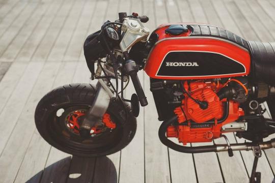 Random post edición de fin de semana largo - Motocicletas Honda