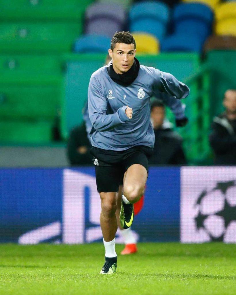 Top 10 cuentas de Instagram en 2016 - Cristiano Ronaldo CR7